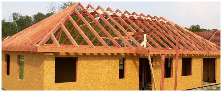 Levná dřevostavba stavebnice